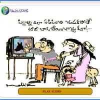Tv cartoon