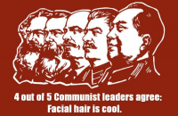 Marx was right about Communists