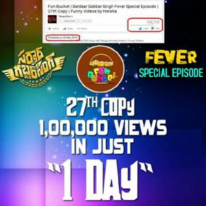Sardaar Gabbar Singh Fever Special Episode   27th Copy