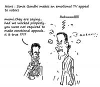 Soniya GAndhi makes an Emotional