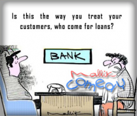 Mallik Funny Cartoon Bank