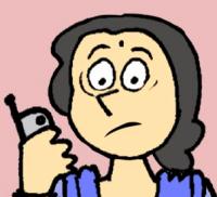Mallikkrazy - Wife and Husband Chatting