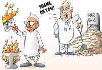 War Against Corruption