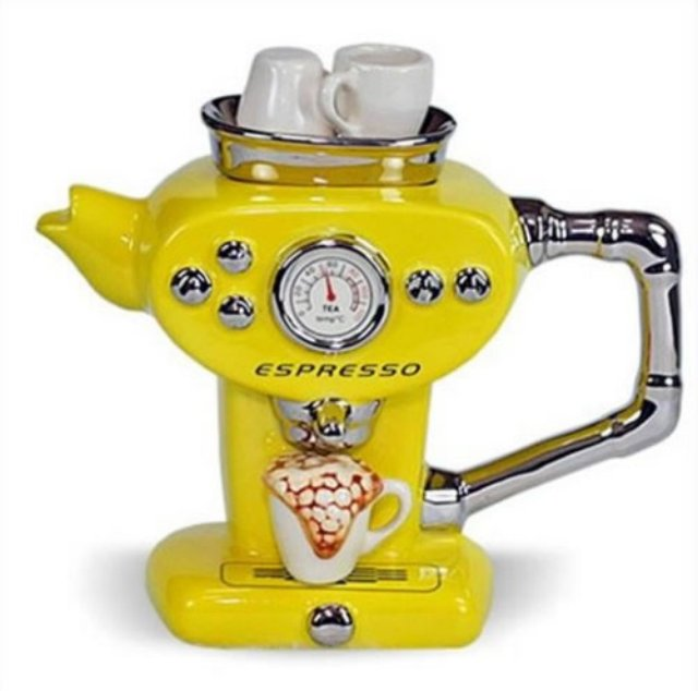 Creative Shaped Teapots