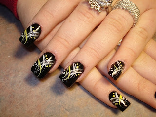 Creative Nail Art Designs | Creative Nail Art Designs | Easy Nail ...