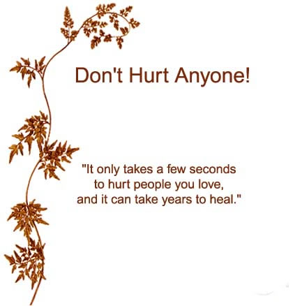 plz dont hurt anyone quotes hurt quotes quotes love