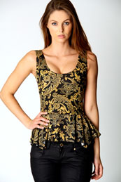 Ladies Tops And Blouses Designs