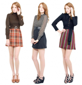 Fashions for shorter teen girls
