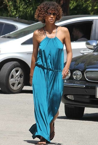 Halle Berry Fashion And Style Halle Berry Dress Halle