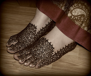 Mehndi Designs For Feet : Henna designs for feet mehndi simple