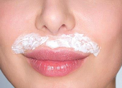 Home Remedies for Dark Upper Lip Shadow | dark skin upper lip home