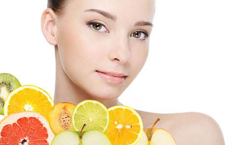 Clear up acne naturally