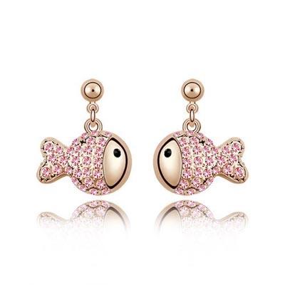 How To Make Designer Fashion Earrings Fashion Hoop Earrings Stylish Gold Earrings Fashion