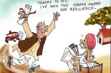 India Political Cartoons
