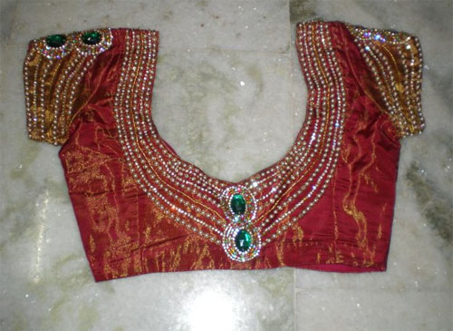 Latest Indian Blouse Designs Indian Blouse Designs