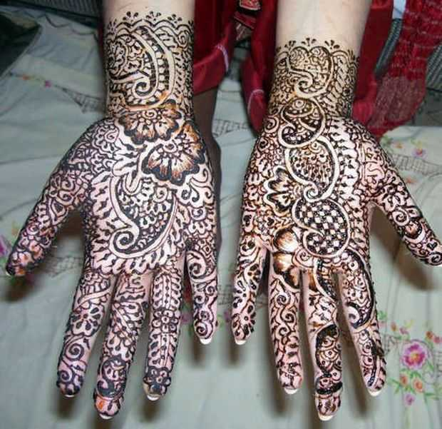 Mehndi Patterns Diwali : All mehndi designs indian new diwali