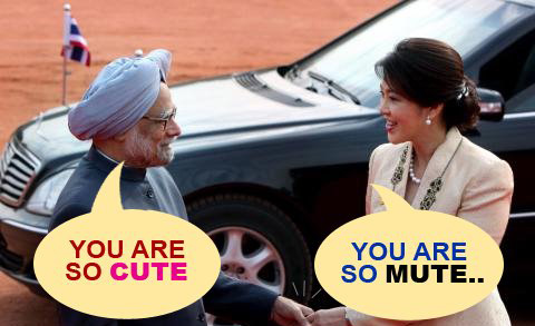 Image of: Narendra Modi Vs Manmohan Singh Funny Jokes Bush And Manmohan Singh Meet Each Other As Bush Had Invited Manmohan Singh To Dinner Teluguonecom Manmohan Singh Funny Jokes Indian Political Jokes Latest Indian