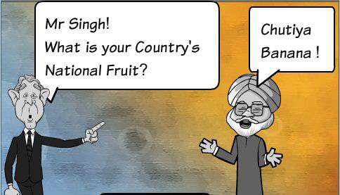 Indian Manmohan Ji Says Teluguonecom Manmohan Singh Funny Jokes Indian Political Jokes Latest Indian