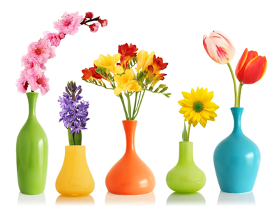 NO EMPTY VASES | Flower Vase Design Ideas | Flower Vase Decoration ...