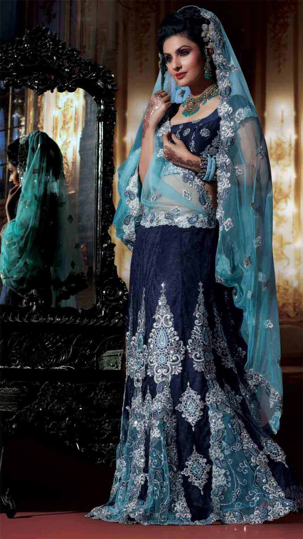 5 Best Bridal Lehenga Shops in Chandni Chowk Delhi Prices