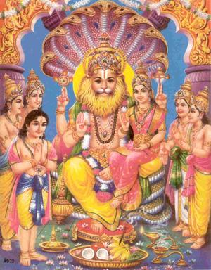 Information about Shri Narasimha Jayanti Festival.Narasimha Swamy Jayanti Date Narasimha Swamy Jayanthi Celebrations and more