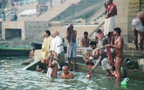 Information about Hindu Puranas Types of Bathing in Indian Mythology and results