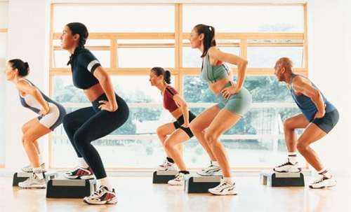 Step Aerobic Exercise Is A More Intense Low Impact Form Of Physical Aimed At Toning The Lower Body For This Aerobics