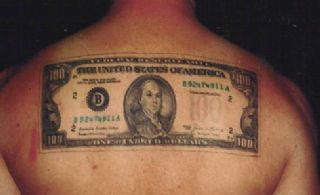 The 100 dollar tattoo hundred dollar tattoo joke funny for 20 dollar tattoos