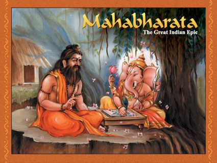 an analysis of the story the mahabarata 2018-5-31 asian art museum | education the best of asian art at the tip of your fingers for use in the classroom or at home  epic literature - the ramayana (story of rama.