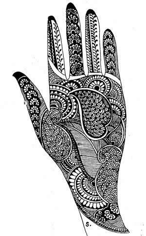 Indian Mehendi Mehndi Designs Henna Tattoo Designs Mehendi