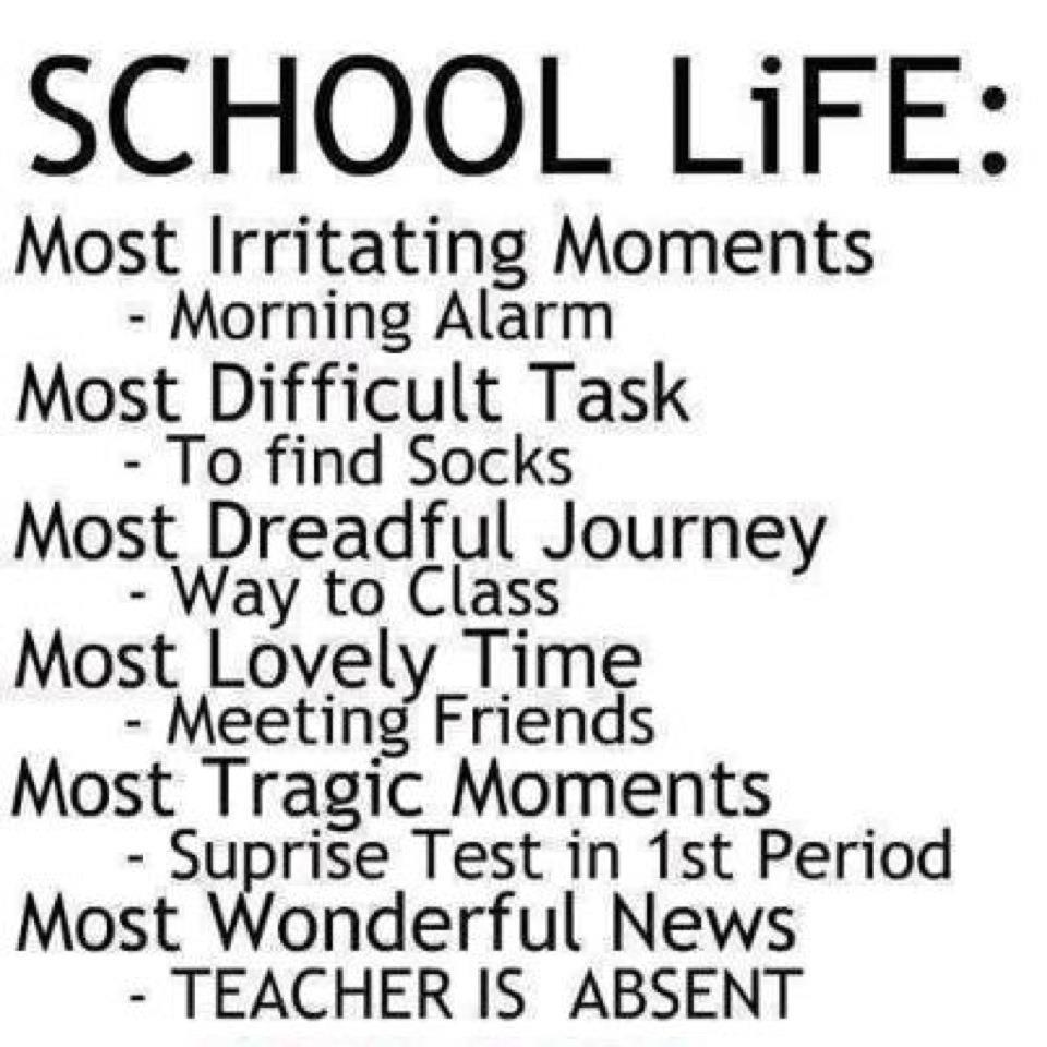 School Life ... | school jokes | school jokes for kids | school ...