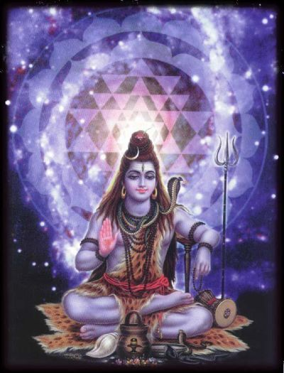 Symbolism of Lord Shiva. What is a symbols for the Hindu God Shiva