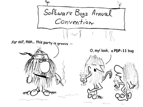 funny software bug quotes