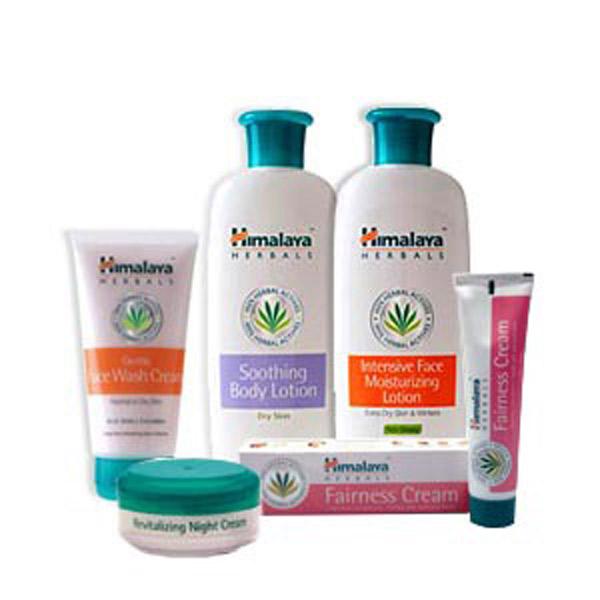 himalaya skin care