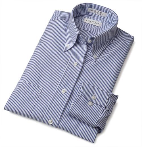Apparel For Men Shirts Vanheusen Blue Shirt