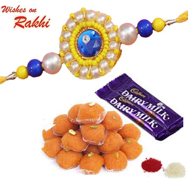 Rakhi Special Gifts Rakhi Combos Rakhi Combo 7