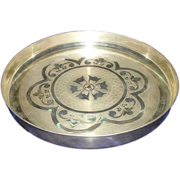 Silver-Store   Pooja-Items   Dinner-Plate-500-Grams   Dinner-Plate-500-Grams (Approx-Weight) A-Traditi  sc 1 st  TeluguOne.com & Silver-Store   Pooja-Items   Dinner-Plate-500-Grams   Dinner-Plate ...