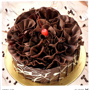 Dutch Chocolate Cake Images : Hyderabad-Special-Cakes Birthday-Special-Cakes Exotic ...