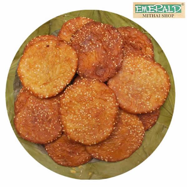 Sweets N Savouries Emerald Sweets Nuvvulu Ariselu