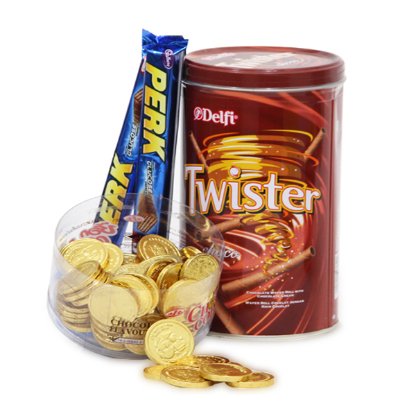 Twister Gift Your Loved Ones A Chocolaty Delight Full Of L