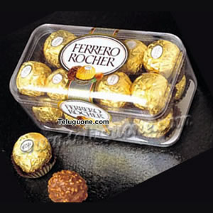 Ferrero Rocher 16 Delicious 16 Ferrero Chocolates In A