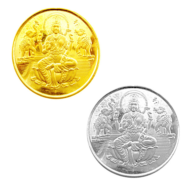 Laxmi Gold Coin Hamper Laxmi Gold Coin Hamper Welcome