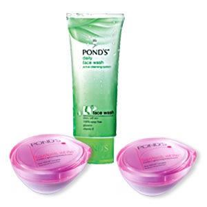 Ponds Daily Care