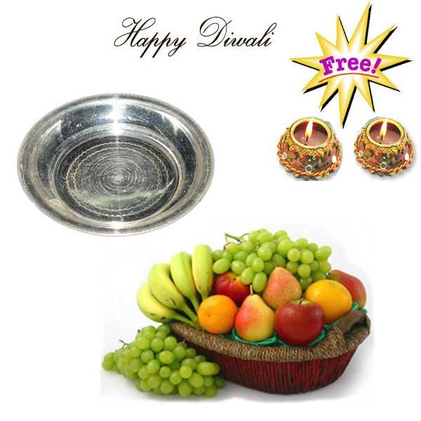 Deepavali Special Pooja Thali Sets Celebrate Diwali