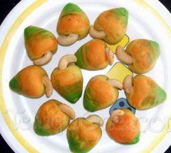 Vijayawada Exclusives Gifts Sweet Magic Sweets Cashew
