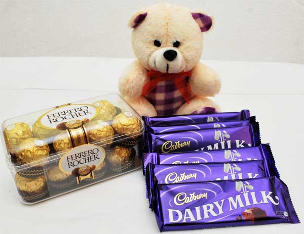 Chocolates Chocolate Assortments Teddy N Chocolates 4