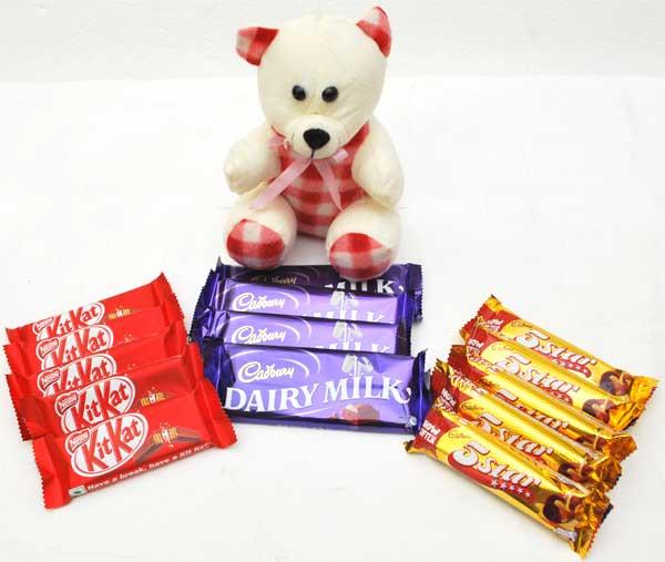 Chocolates Chocolate Assortments Teddy N Chocolates 5