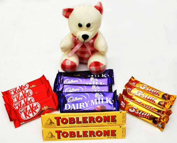 Chocolates Chocolate Assortments Teddy N Chocolates 7