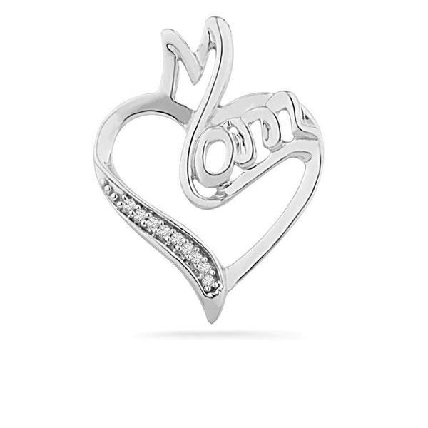 Mothers Day Diamond Jewellery Endless Love Diamond