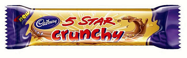 chocolates cadburychocolates 5starcrunchy quotthis
